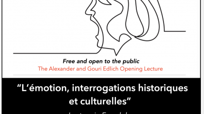 French Cultural Studies 2019 Summer Institute